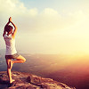 yoga-meditate-mountain-top