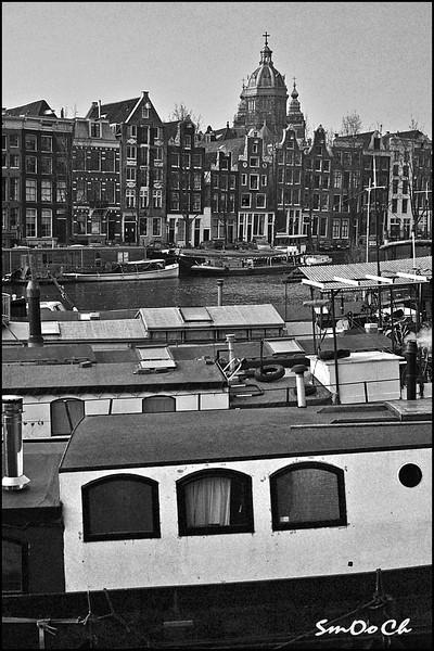 Somewhere in Amsterdam