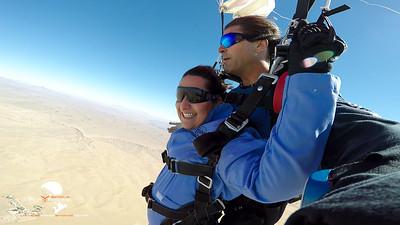 Bianka - Tandem Skydive at Skydive Fyrosity Las Vegas