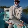 John Sherman with a nice bonefish...