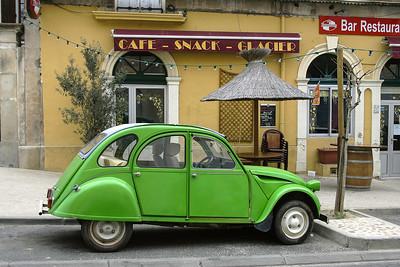 2CV, Languedoc.