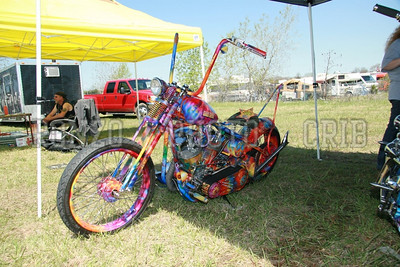 Choppers 4 Children Music Fest Bike Rally 2007 Near Senica MO -008