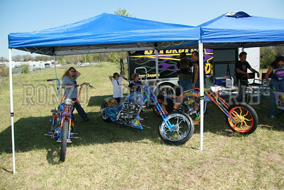 Choppers 4 Children Music Fest Bike Rally 2007 Near Senica MO -007
