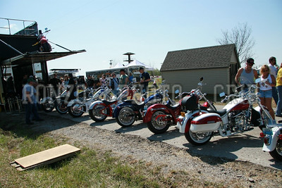Choppers 4 Children Music Fest Bike Rally 2007 Near Senica MO -009