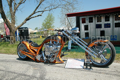 Choppers 4 Children Music Fest Bike Rally 2007 Near Senica MO -006