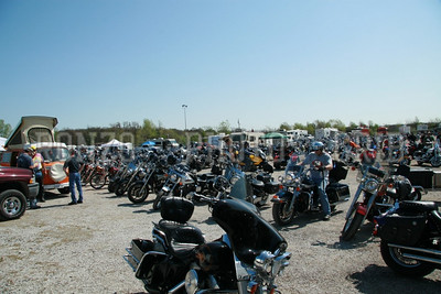 Choppers 4 Children Music Fest Bike Rally 2007 Near Senica MO -002