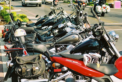 CROWD PLEASERS Bikes, Blues & Bar B Que Fayetteville, AR 2005