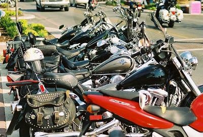 CROWD PLEASERS Bikes, Blues & Bar B Que Fayetteville, AR 2005