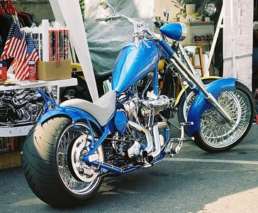 BLUE POINTER Bikes, Blues & Bar B Que Fayetteville, AR 2005