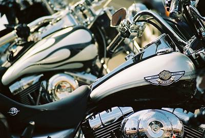 ANNIVERSARY RIDE Bikes, Blues & Bar B Que Fayetteville, AR 2005