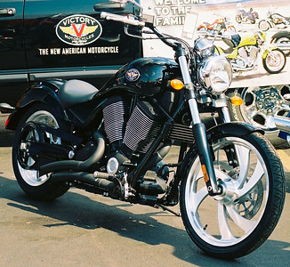 VICTORY ASSURED Bikes, Blues & Bar B Que Fayetteville, AR 2005