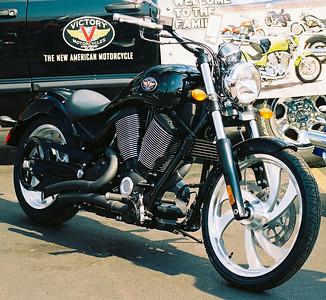 VICTORY ASSURED Bikes, Blues & Bar B Que Fayetteville, AR 2005