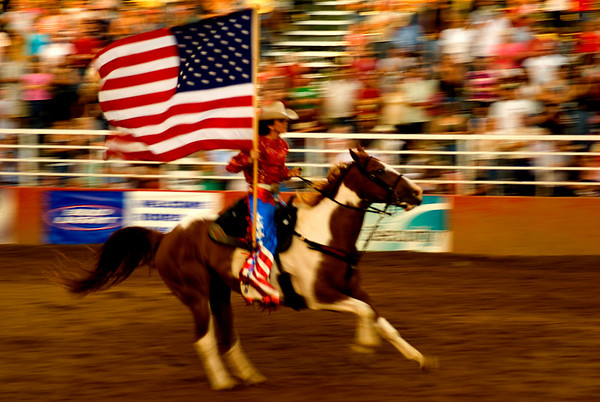 RODEO OF THE OZARKS 2007