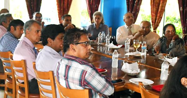 BIMDA Meeting at Taste of India n23