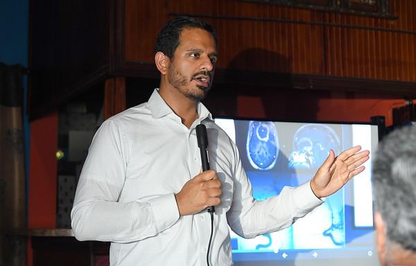 BIMDA Meeting at Taste of India n21