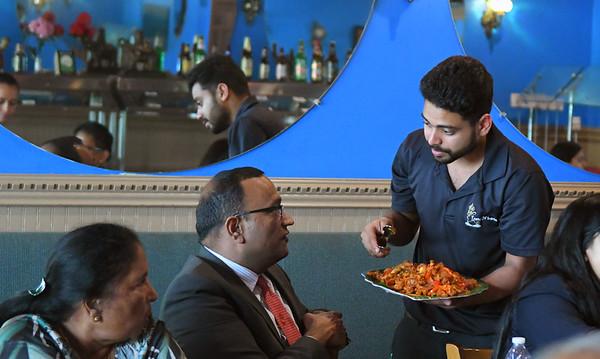 BIMDA Meeting at Taste of India n24
