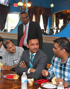BIMDA Meeting at Taste of India n12