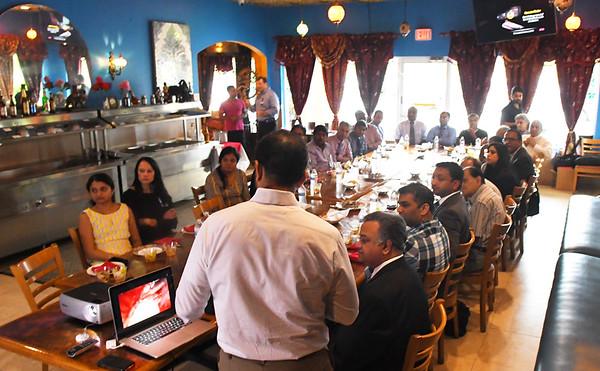 BIMDA Meeting at Taste of India n16