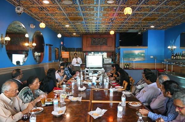 BIMDA Meeting at Taste of India n25