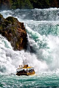 Rhein Falls, Switzerland