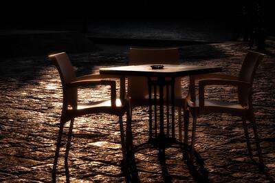 Loneliness, Jaffa, Israel