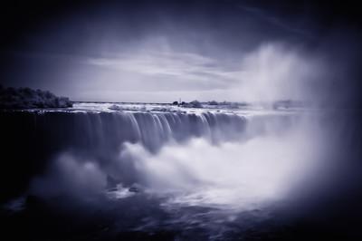 Niagara Fall, Ontario, Canada - Infrared
