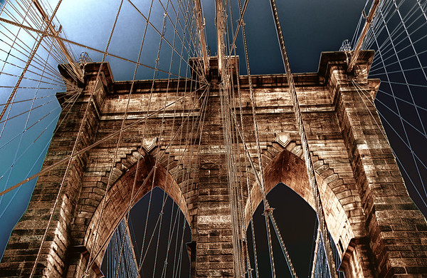 The Brooklyn Bridge 2