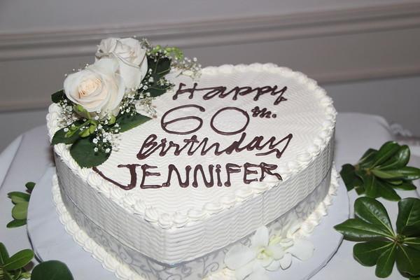 Jennifer's 60th Birthday party