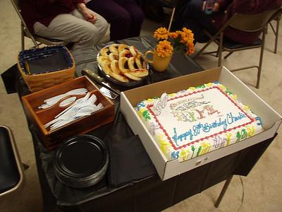 Cake at 80