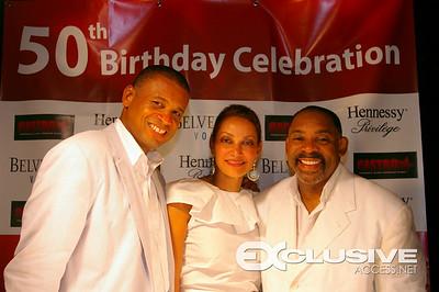DANIEL R. MEACHUM Esq. 50th BIRTHDAY W/ FAMILY & FRIENDS @ THE VERSACE MANSION <BR>(MIAMI, FL)