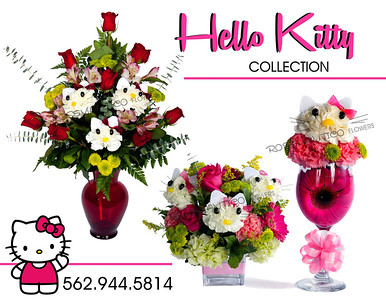 ROSEMANTICO FLORAL ARRANGEMENTS