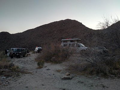 BIll Burke Offroad Course
