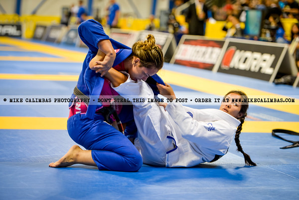 2013 IBJJF World Championships - Women's Black Belt Opening Round