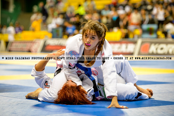 2013 IBJJF World Championships - Women's Blue Belt