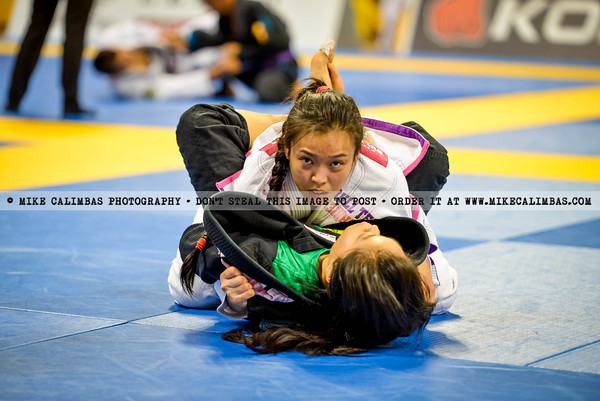 2013 IBJJF World Championships -Women's Purple Belt