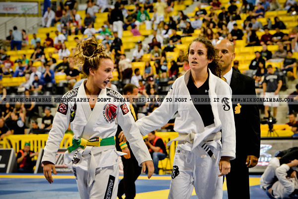 2013 IBJJF World Championships - Women's White Belt