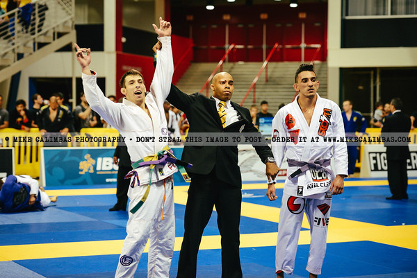 2014 IBJJF World Championships - Friday May 30 2014 - Part 2