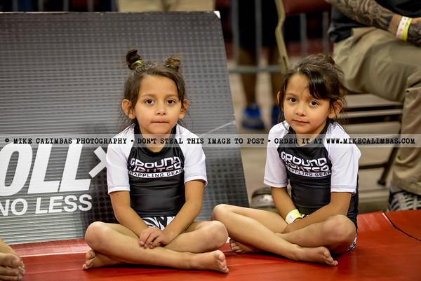 FIVE Grappling Texas 2 - KIDS AND TEENS -  October 5, 2014