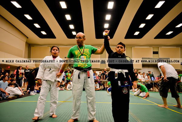 Gracie Grappling Cup - Waco - August 31, 2013