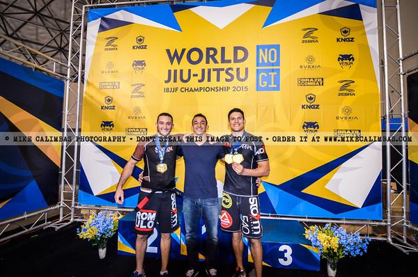 2015 IBJJF World No Gi Championship - Sunday