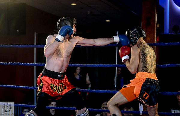 Castricones Kickboxing & Mauy Thai -  3/21