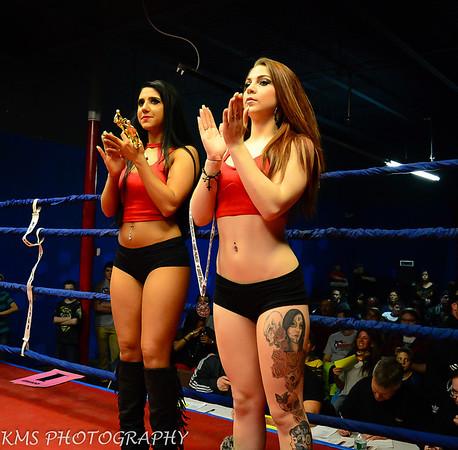 Castricones MMA - (ring girls)