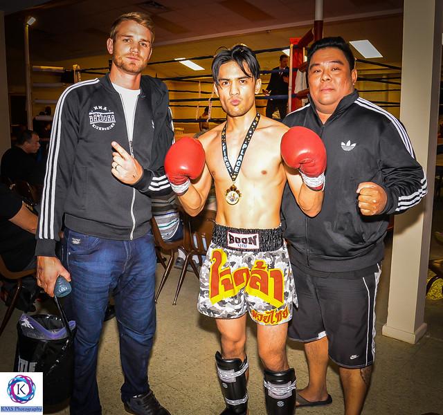 Castricones Mauy Thai/Kickboxing 9-19-15