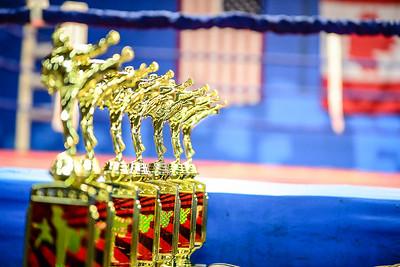 Castricones Muay Thai 12/6  - Fighter Extras