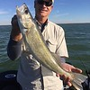 Bob caught his first walleye on Potholes with BJ. Nicely done!