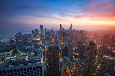 || The City on Fire, Not the Great Chicago Fire tho ||