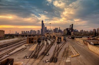 || The Train Yard ||