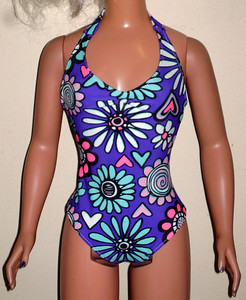 MSB Custom Purple Swimsuit front 100510
