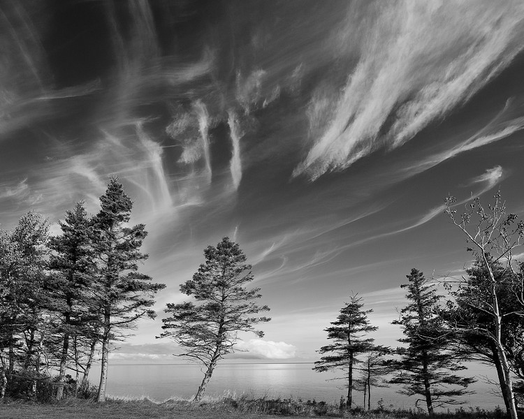 Clouds, Gulf Shore NS