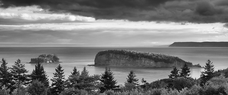 The Brothers, Bay of Fundy NS